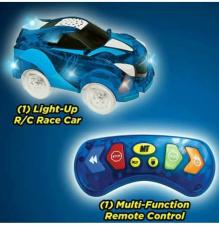 Magic Track lenktynių modeliukas su nuotolinio valdymo pulteliu