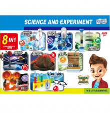 Mokslininko rinkinys 8in1