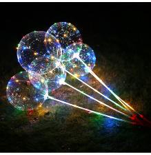 LED BALIONŲ RINKINYS (10 VNT.)