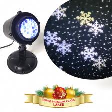 LED LAZERINIS PROJEKTORIUS SNOWSHOW XX-TC-045