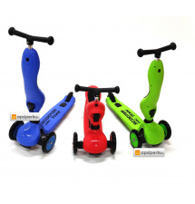 PASPIRTUKAS SCOOTER ABC
