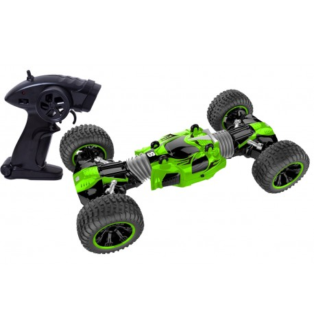 RC valdomas automobilis 3D Double-sided Stunt 360