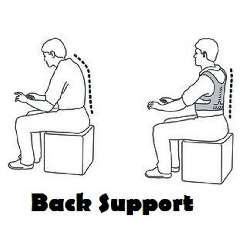 LAIKYSENOS KOREGUOKLIS ,,POWER MAGNETIC POSTURE SUPPORT''