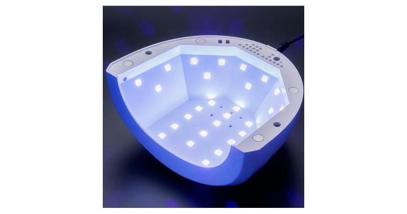 24W/48W SUNONE UV LED NAGŲ LEMPA