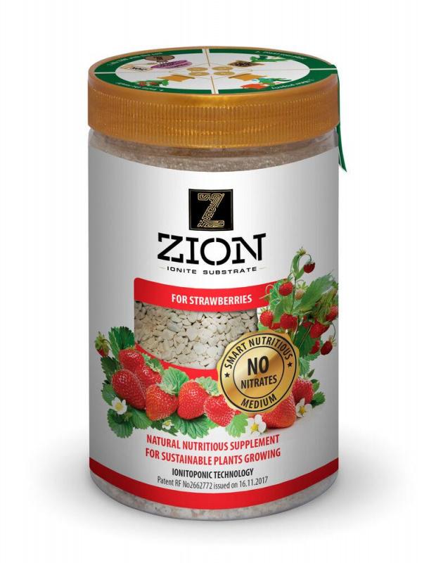 "Zion substratas ""Braškėms"" 0.7 kg"