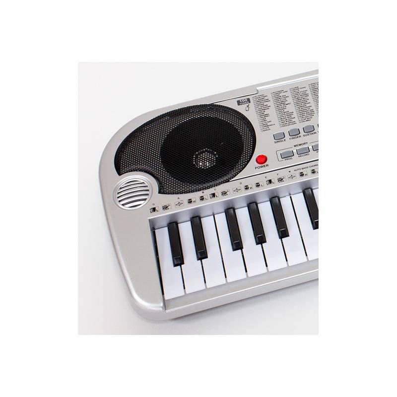Sintezatorius - pianinas su mikrofonu AG278